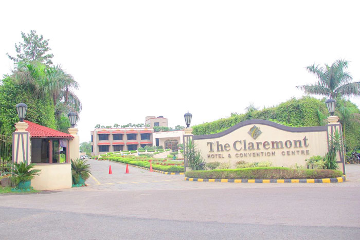 The Claremont and Convention Center, New Delhi